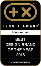 Plus X Award, Best design Brand 2018
