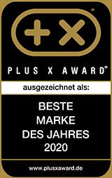 Plus X Award, beste Design Marke 2018