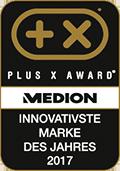 Plus X Award, innovativste Marke 2017