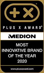 Plus X Award, Most innovative Brand 2018