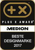 Plus X Award, beste Design Marke 2017